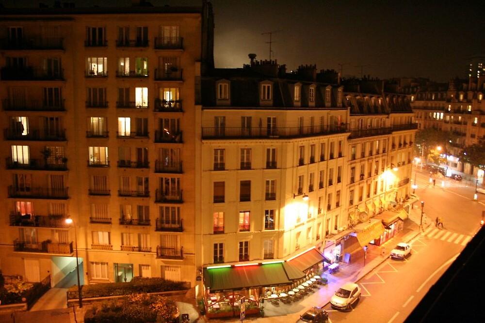 Paris by Hojacita
