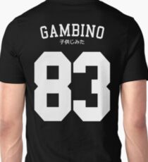 Gambino Jersey Unisex T-Shirt