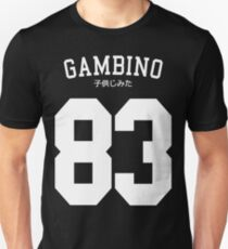 Gambino Jersey Slim Fit T-Shirt