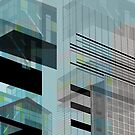 MANCHESTER Architectural Abstraction #07 by exvista