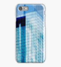 MANCHESTER Architectural Abstraction #06 iPhone Case/Skin