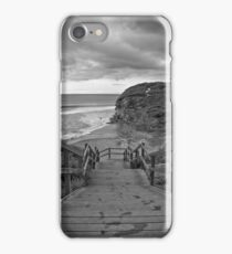 Dad's resting place iPhone Case/Skin