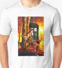 Waiting Back To The Future Unisex T-Shirt