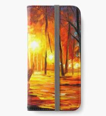 Waiting Back To The Future iPhone Wallet/Case/Skin