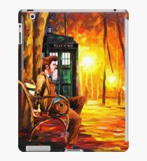 Waiting Back To The Future iPad Case/Skin