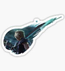 Meteor ff7 Sticker