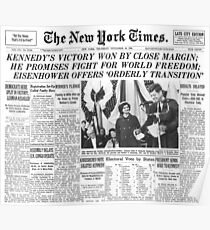 KENNEDY'S VICTORY Poster