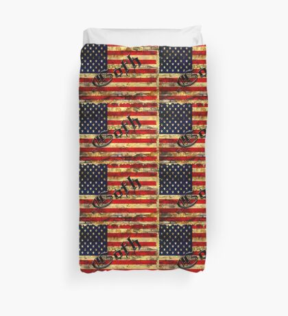 Stars & Stripes Duvet Cover