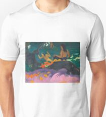 Paul Gauguin - Fatata te Miti (By the Sea) - 1892 Unisex T-Shirt