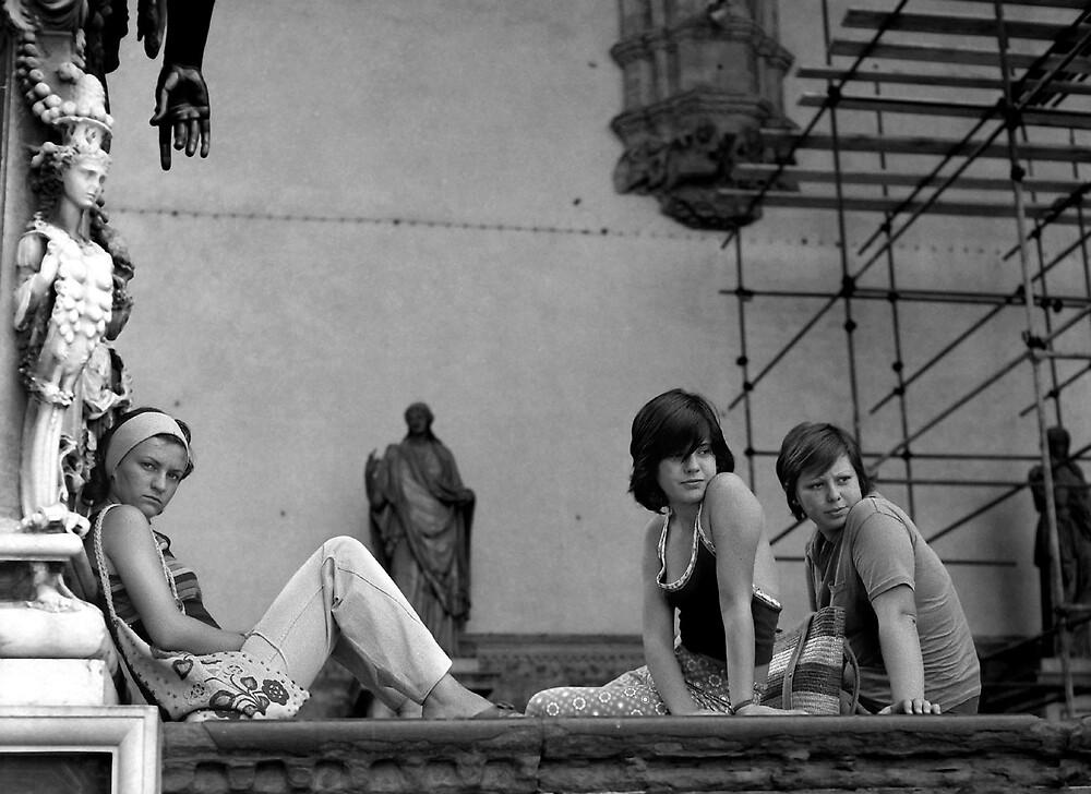 Ladies of La Signoria by david malcolmson