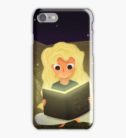 Bedtime Stories iPhone Case/Skin