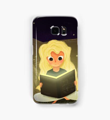 Bedtime Stories Samsung Galaxy Case/Skin