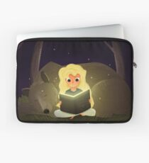 Bedtime Stories Laptop Sleeve