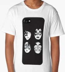 Kiss Long T-Shirt