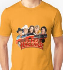 The Dukes of Hazzard - American Series Unisex T-Shirt