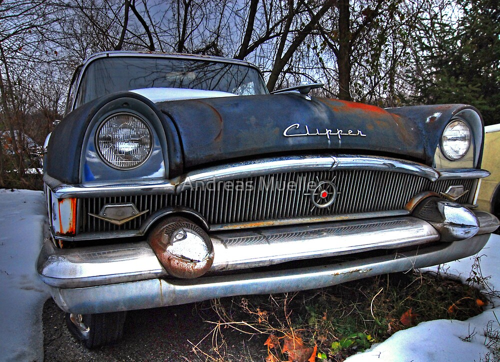 Packard Clipper by Andreas Mueller