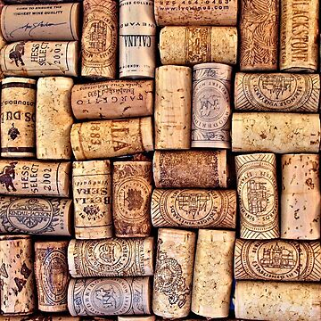 Cork Art by tvlgoddess