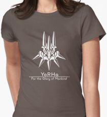 YoRHa Women's Fitted T-Shirt