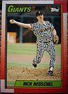279 - Rick Reuschel by Foob's Baseball Cards