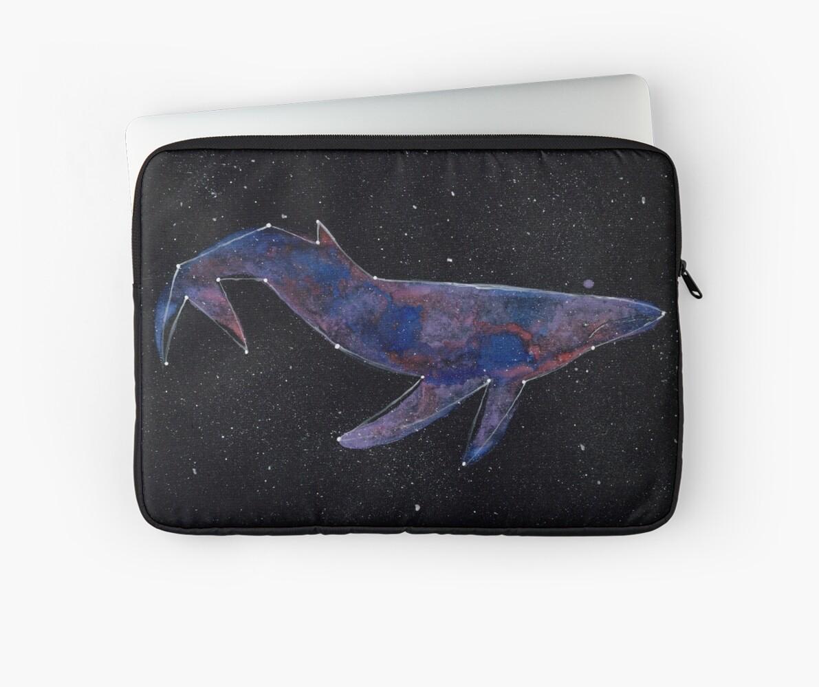 « Constellation Galaxy Whale » par creaturesofnat