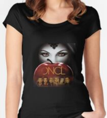Once Women's Fitted Scoop T-Shirt