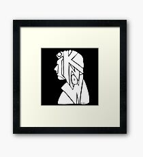 Han Solo - I Know Framed Print