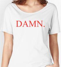 Kendrick Lamar - DAMN. Shirt Women's Relaxed Fit T-Shirt