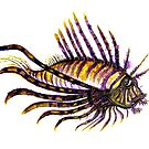 Lion Fish  by Linda Callaghan