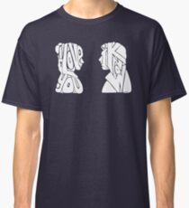 Han and Leia - I Love You, I Know Classic T-Shirt