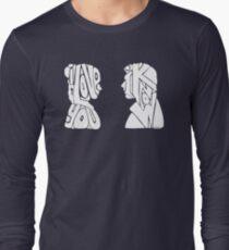 Han and Leia - I Love You, I Know T-Shirt