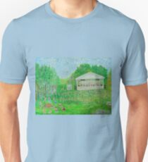 Rob Gamble's Sterling Stage Painting #1 Unisex T-Shirt