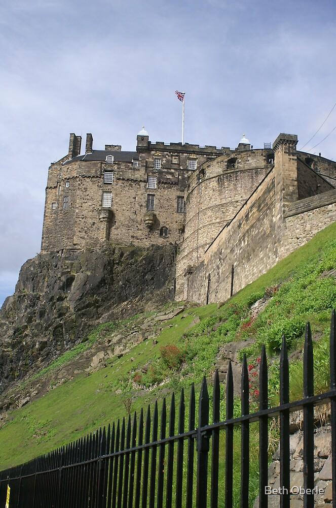 Castle Rock by Beth Oberle