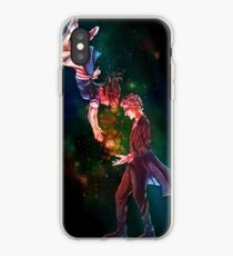 Looking for someone who's looking for us iPhone Case