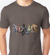 Voltron the Complete Team Unisex T-Shirt