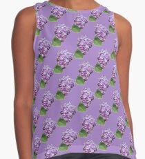 Spring Lilac Contrast Tank