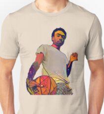 Abstract Gambino Unisex T-Shirt
