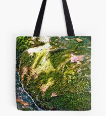 Dressed In Moss Tote Bag