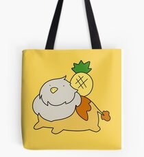 Pineapple Griffin  Tote Bag