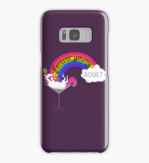 Forever Young Adult Official Logo Samsung Galaxy Case/Skin