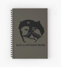 Hasta La Buttercup Siempre Spiral Notebook