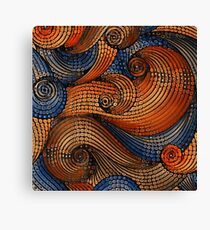 Artistic Abstract Art Canvas Print