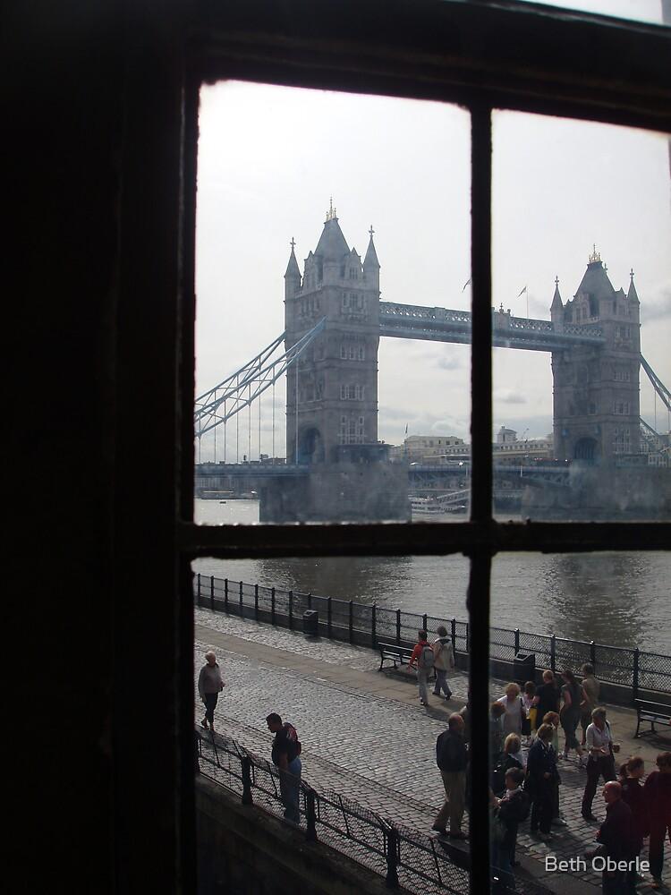 Tower Bridge  by Beth Oberle