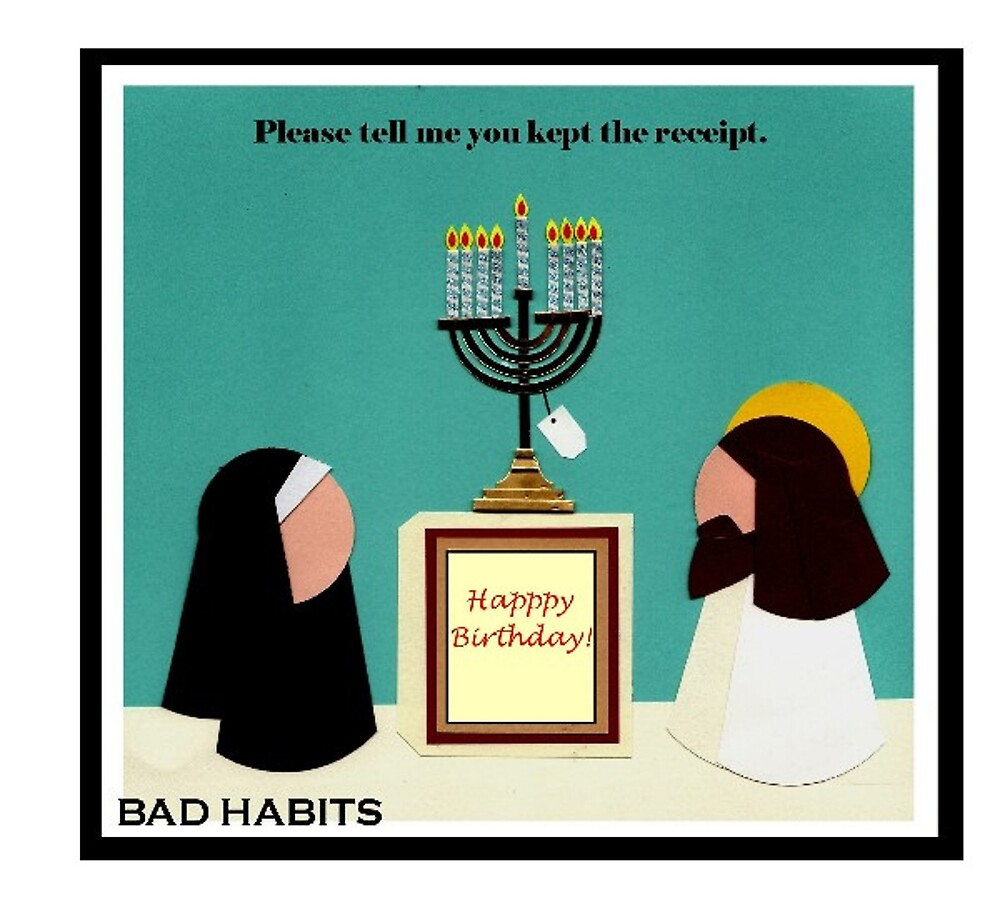 """""""Bad Habits"""" - Surprise! by ComicMom"""