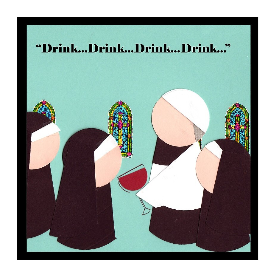 """""""Bad Habits"""" - Get Your Communion On! by ComicMom"""