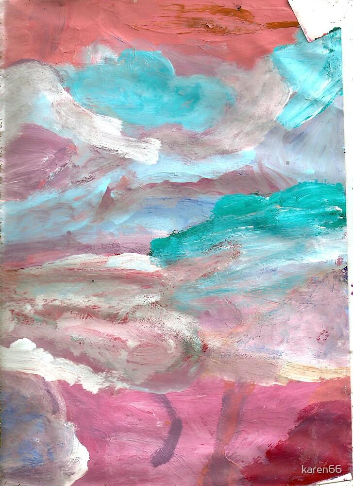 Pink Sky by karen66
