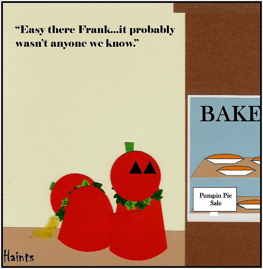 """""""Haints"""" - Pumpkin Pie by ComicMom"""