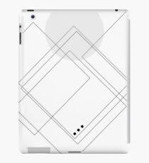 Triangular affair iPad Case/Skin