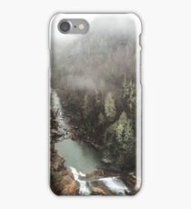 The Magestic Gorge iPhone Case/Skin