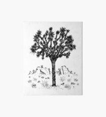 Joshua Tree (Day) Art Board Print