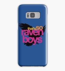 That's So Raven Boys Samsung Galaxy Case/Skin
